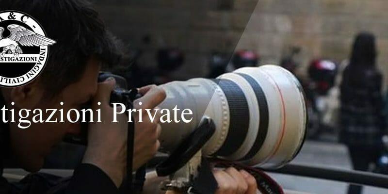 Agenzia Investigativa Prezzi Roma